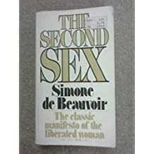 Not know, the second sex book simply ridiculous