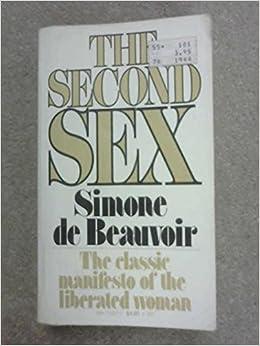Second sex simone job