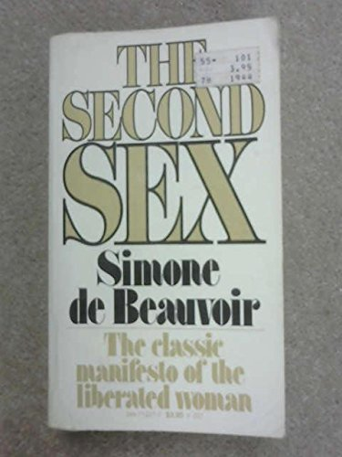simone de beauvoir the second sex essay Simone de beauvoir's the second sex in the light  an earlier version of this essay  translated as sex and existence: simone de beauvoirs 'the second sex.
