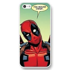 diy phone caseUniqueBox Customized Marvel Series Case for iphone 6 4.7 inch, Marvel Comic Hero Deadpool iphone 6 4.7 inch Case, Only Fit for Apple iphone 6 4.7 inch (White Hard Case)diy phone case