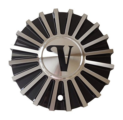 VW11 Velocity Wheel Center Cap CSVW11-1A Aluminum
