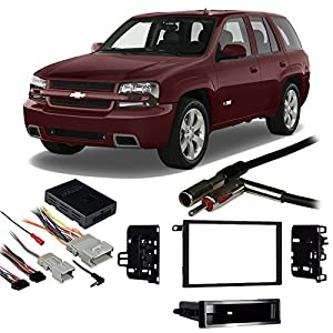 516nx7CDswL._SY300_ amazon com fits chevy trailblazer 02 09 double din stereo harness  at crackthecode.co