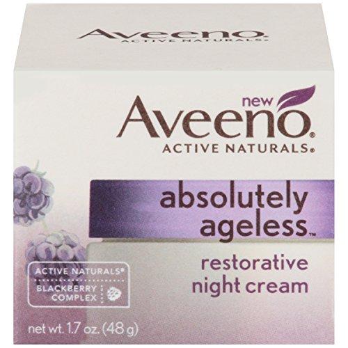 Aveeno Absolutely Ageless Restorative Anti Aging product image
