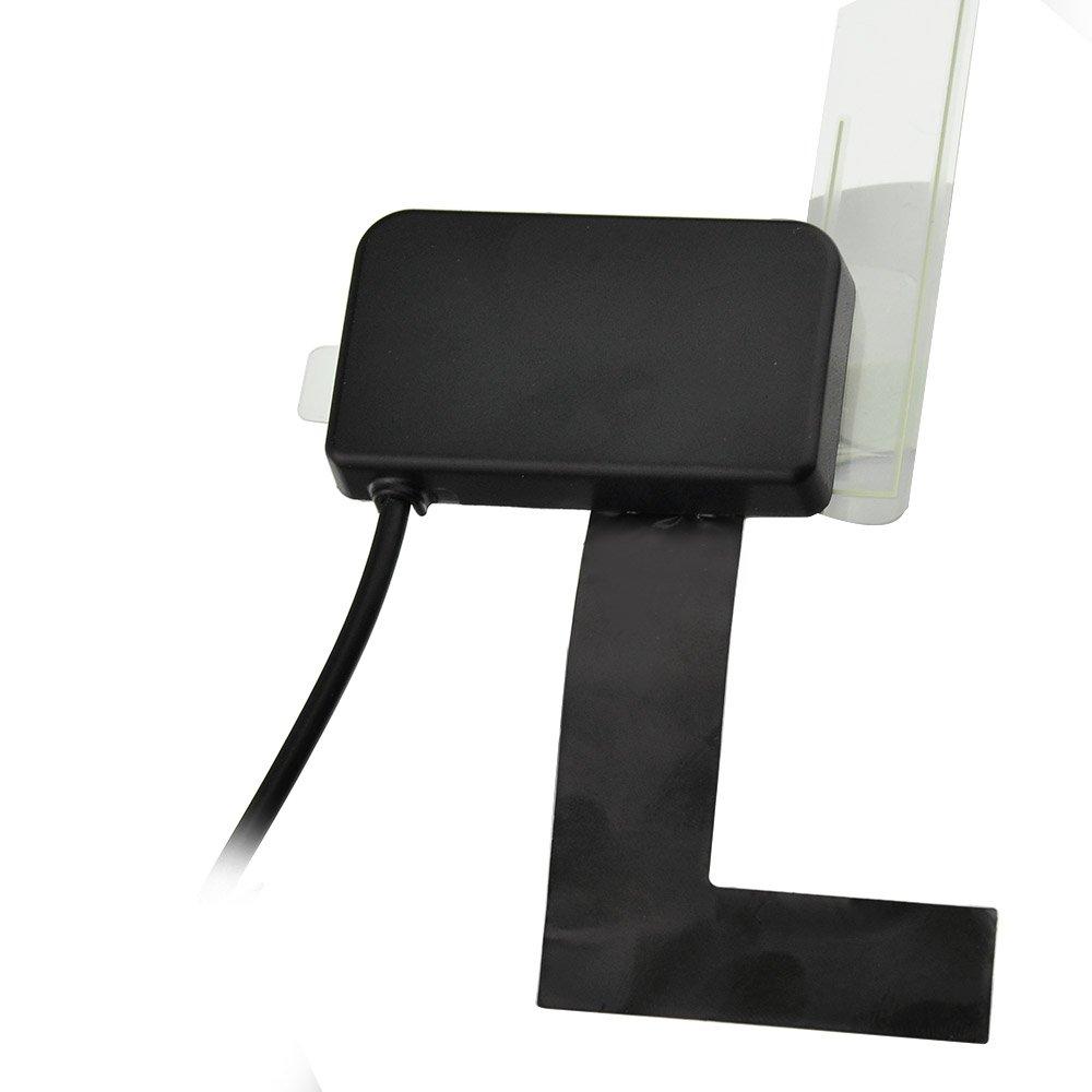 ausziehbar bis 115cm Schraubbarer F-Antennenbuchse f/ür Tivoli Model One//Two//Three Sonoro Ten//Ten+ Music System MEHRWEG Radio Antenne F Stecker 22cm Eightwood UKW Antenne Teleskopantenne