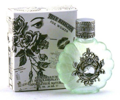 TRUE RELIGION BY CHRISTIAN AUDIGIER ~ 1.7 oz EDP SPRAY * Perfume for Women