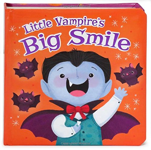 Little Vampire's Big Smile: Children's Board Book (Little Bird Stories) -