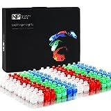 Novelty Place [Premium Quality] LED Party Finger Lights for Kids (160 Pcs)