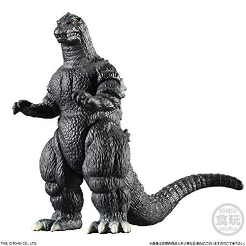 - Bandai andai Godzilla Shingeki Taizen Soft Vinyl Figure Part 2~Godzilla 1989~Size mm