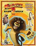 Madagascar: Escape 2 Africa - Sticker Activity Book
