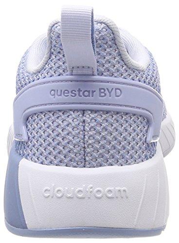 BYD Blue Aero adidas Blau Questar Blue Blue Sneaker Damen Aero Ash 8TnaZnE