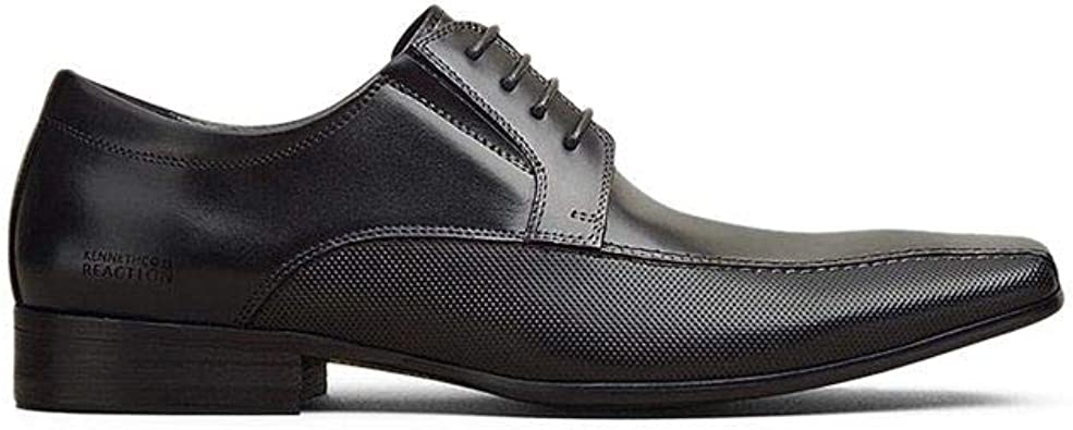 New Kenneth Cole Reaction Mens Star Quality Oxford Black 13