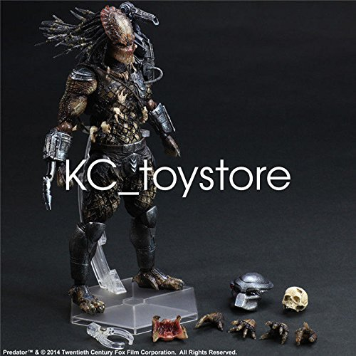 PA Predator Play Arts Kai DC Comics Action Figures Statue Mo