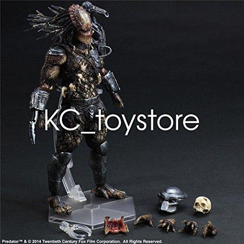 PA Predator Play Arts Kai DC Comics Action Figures Statue Mo