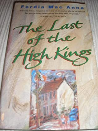 book cover of The Last of the High Kings