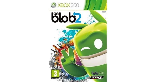 De Blob 2 (Xbox 360) [Import UK]: Amazon.es: Videojuegos
