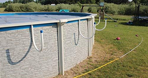 Solar Saddle Pool Solar