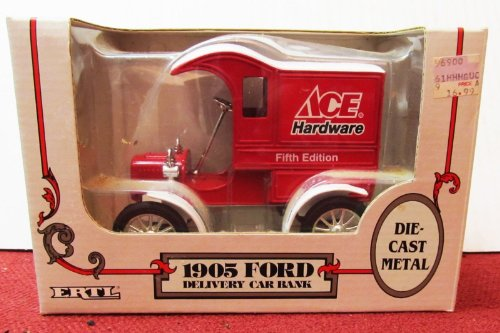 Ertl - 1905 Ford Delivery Car Bank - Ace Hardware