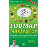 Die FODMAP Navigator: Low-FODMAP Diet charts with ratings of more than 500 foods, food additives and prebiotics