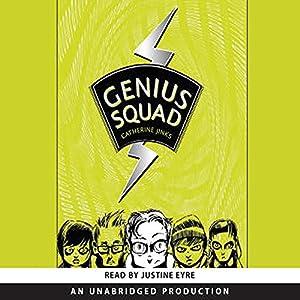 Genius Squad Hörbuch