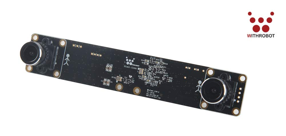 Amazon com: Stereo Camera Module Depth Sensor IMU ROS SLAM OpenCV