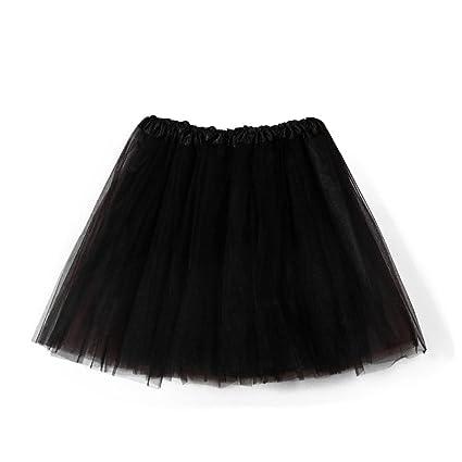 Falda mujer Sexy Mini Falda de tutú de ballet de mujer Vestido de ...