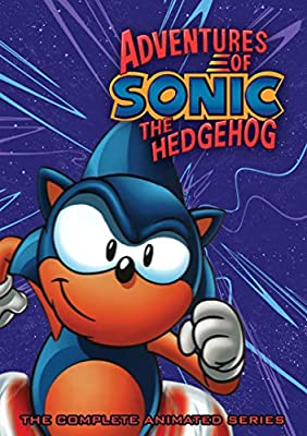 Amazon com: Adventures of Sonic the Hedgehog: The Complete Animated