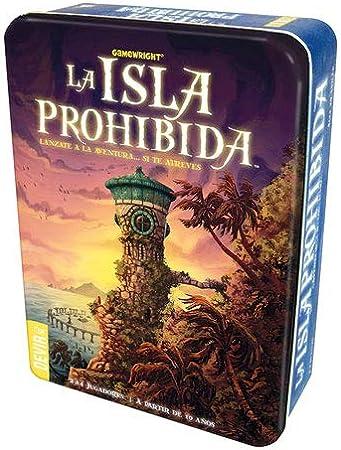 Devir-La Isla Prohibida Juego de Mesa, Multicolor (BGISLA): Amazon ...