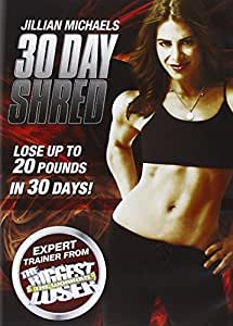 Jillian Michaels: 30 Day Shred [Edizione: Regno Unito] [Reino Unido] [DVD]