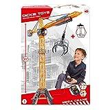 Dickie Toy Mega Crane Playset