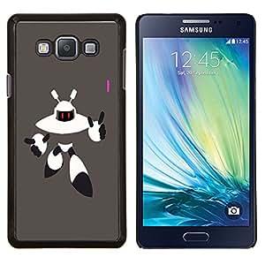 LECELL--Funda protectora / Cubierta / Piel For Samsung Galaxy A7 A7000 -- Extranjero del robot --