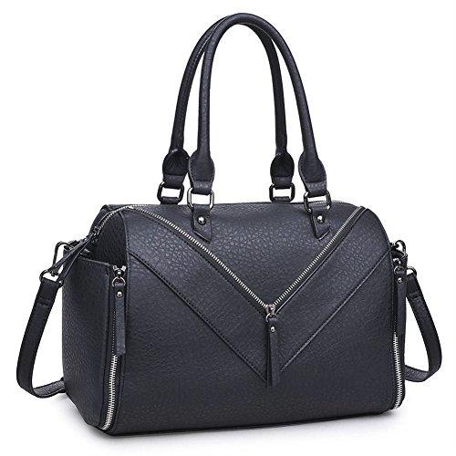 Urban-Expressions-Reyna-Satchel-Handbag