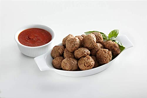 Midamar Halal Italian Beef Meatballs w stylu włoskim