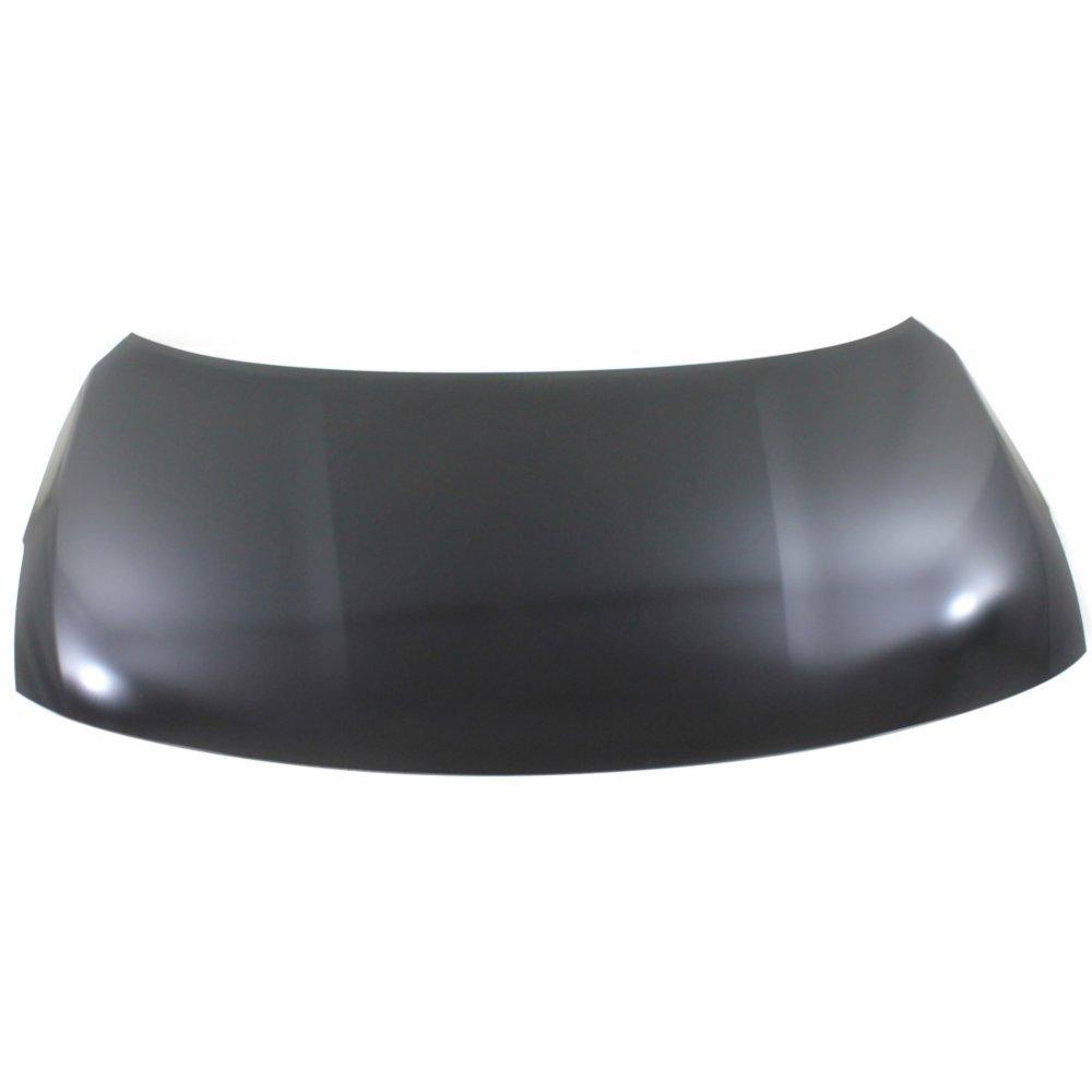 Hood compatible with Nissan Versa 15-15 Panel Steel Sedan