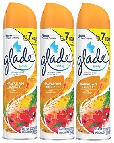 Glade Aerosol Hawaiian Breeze Ounce product image