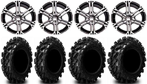 Ss212 Tire Wheel Kit - Bundle - 9 Items: ITP SS212 12