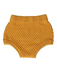 MNBS Kids Baby Girls Knitted Short Cute Knitted Pants