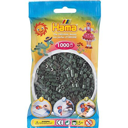 (Hama Beads Olive (1000 Midi Beads))