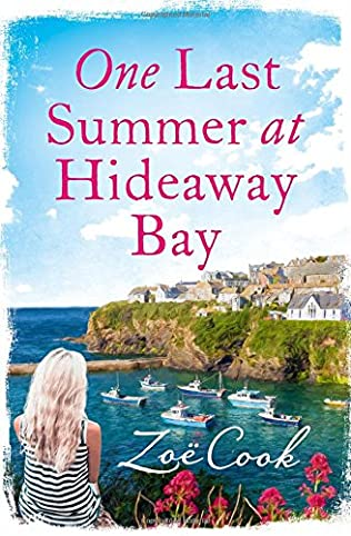 book cover of One Last Summer At Hideaway Bay