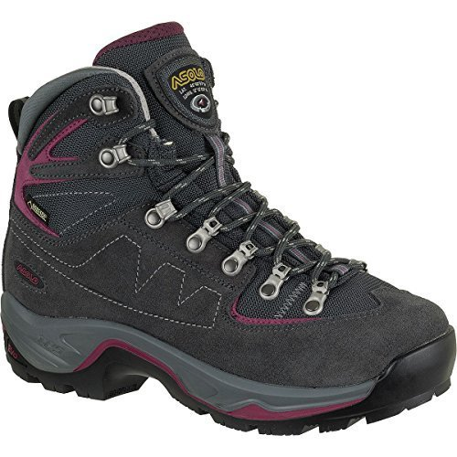 Asolo TPS Equalon GV Backpacking Boot - Women's Graphite/Red Bud, 8.0 ()
