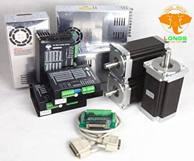 516o2tQLpkL._SX385_ 3 axis nema 34 stepper motor 1600 oz in & driver dm860a cnc router Basic Electrical Wiring Diagrams at aneh.co