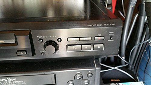 Sony MDS-JE330 Minidisc Deck