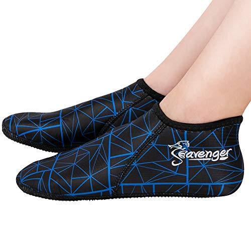 Seavenger Zephyr 3mm Neoprene Dive Socks