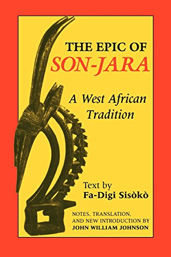 Epic Of Son Jara:West African Tradition