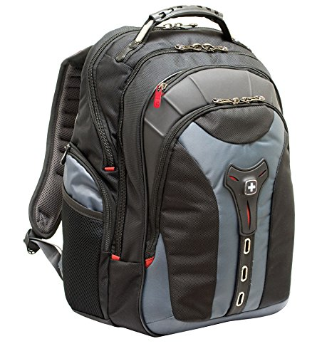 Wenger 600639 PEGASUS 17' MacBook Pro Backpack , Anti-scratch lining with...