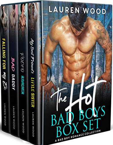 99¢ - The Hot Bad Boys Box Set