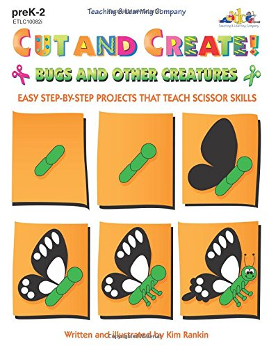 Fiesta Streamer (Cut and Create! Bugs and Other Creatures: Easy Step-by-Step Projects That Teach Scissor Skills)