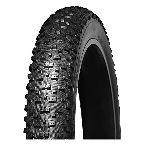 Vee Rubber 26x4.8 Snow Shoe XL Studded Fat Bike Tire 121-559 Folding Bead Silica - Bicycle Tires Fat