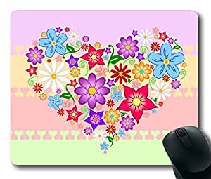 Black Cat Blue Eyes Easter Thanksgiving Personlized Masterpiece Limited Design Oblong Mouse Pad by Cases & Mousepads