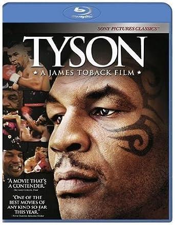 amazon com tyson blu ray mike tyson james toback movies tv