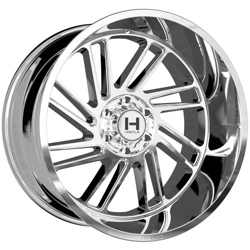 8x170 truck rims chrome - 2